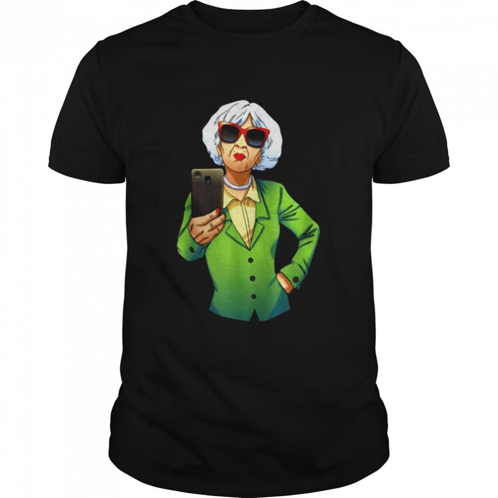 Grandmother Tees Women Trend Love shirt