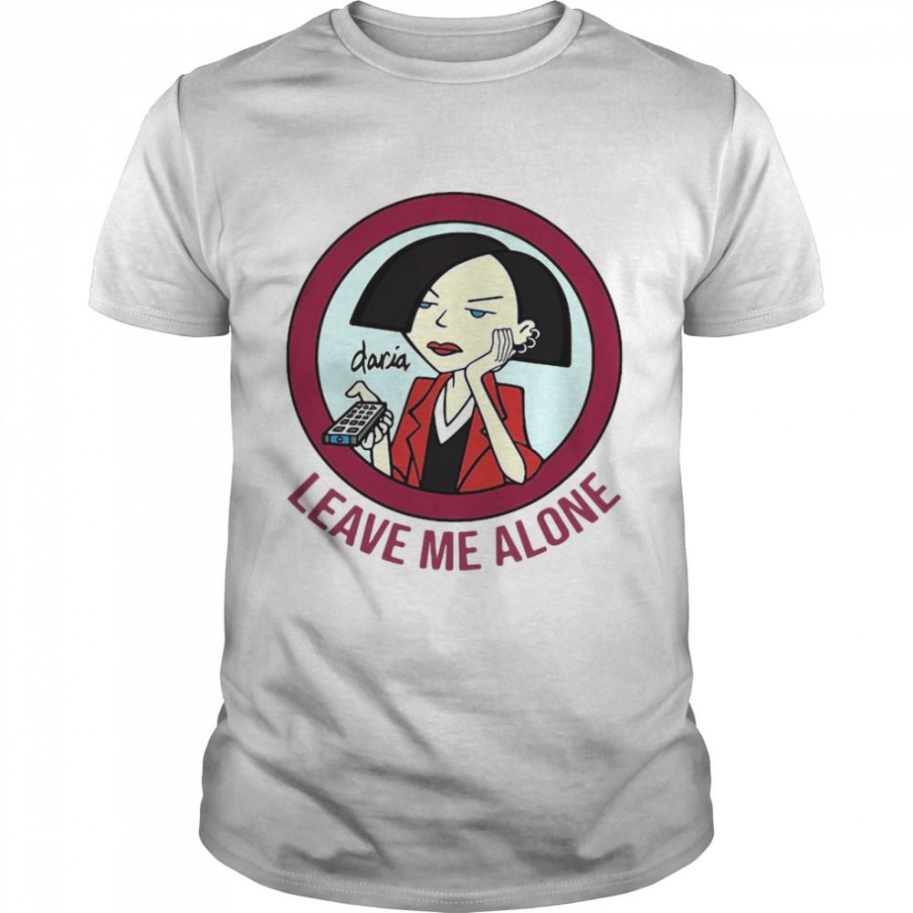 Jane Lane Daria Leave Me Alone T-shirt