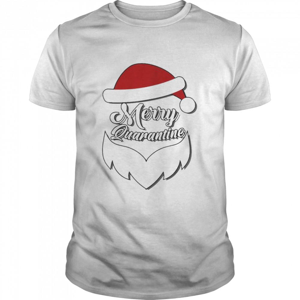 Merry Quarantine t-shirt